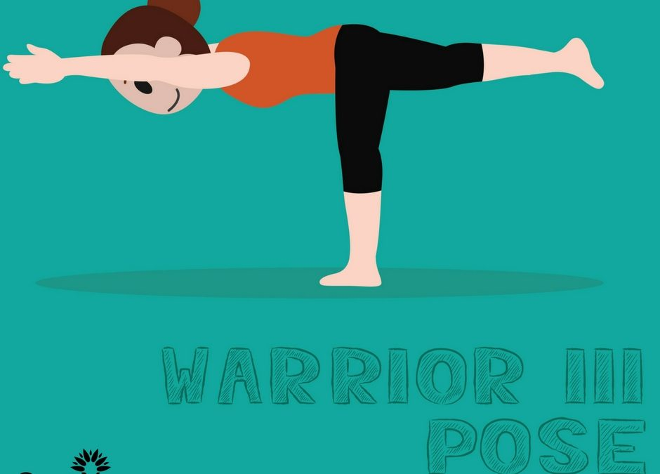 Cheat Sheet For Warrior III Pose