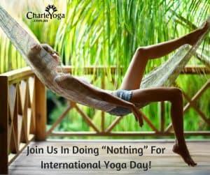 International yoga Day Perth