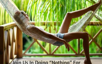 """Join Us In Doing """"Nothing"""" For International Yoga Day!"""