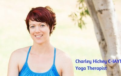 Yoga And Insomnia Talk With Charley Hickey C-IAYT