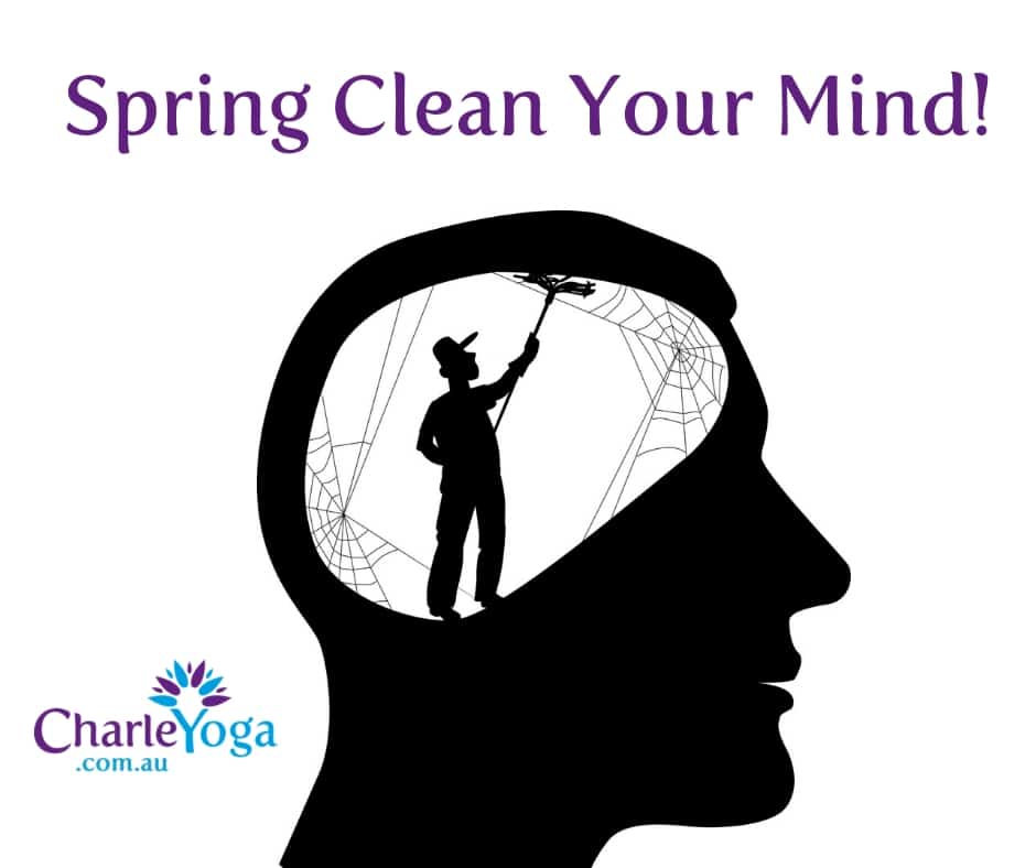 Spring Clean Your Mind Yoga