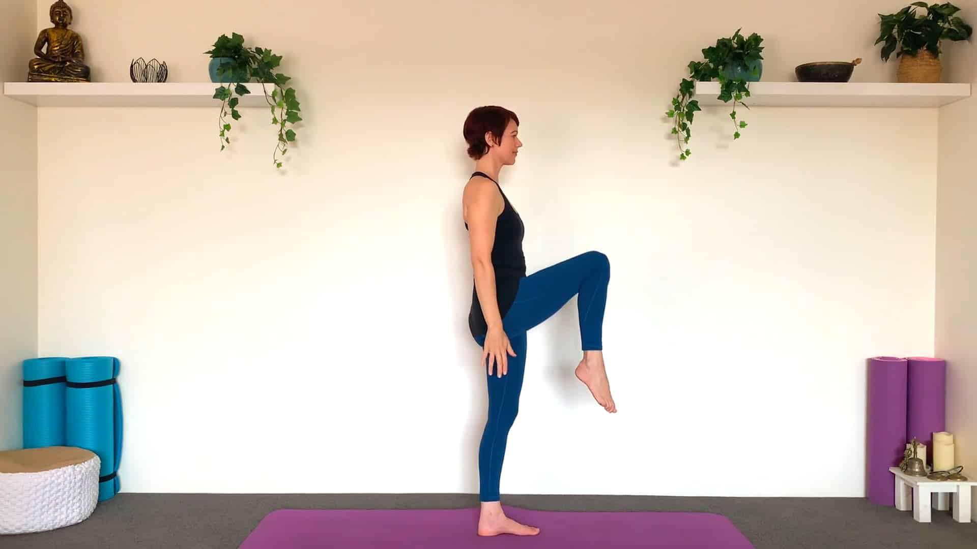 Standing Dynamic Balance